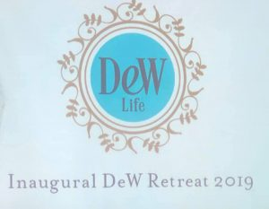 Logo for the Dental Entrepreneur Women retreat